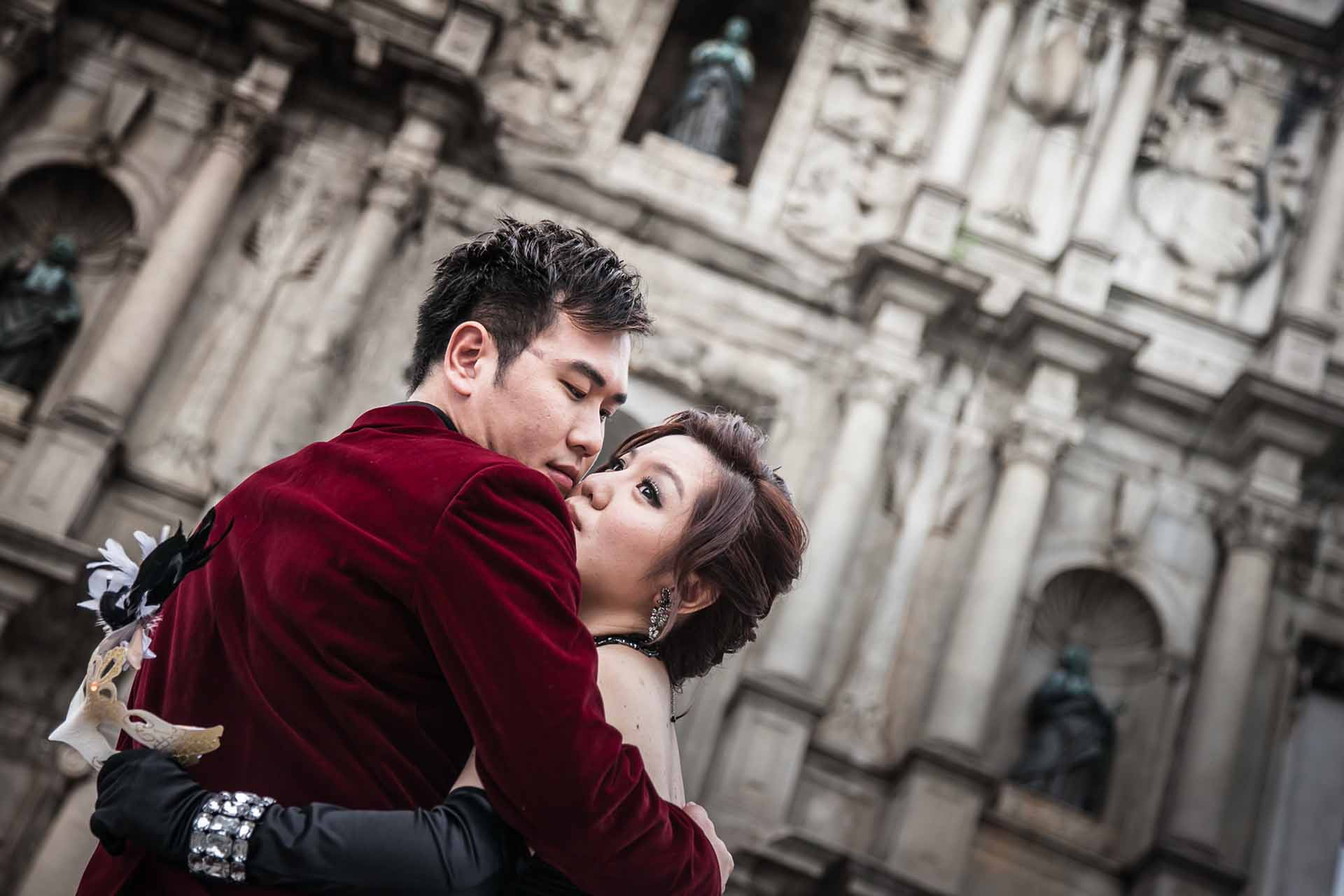 overseas pre-wedding photography